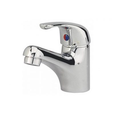Chrome Compact Mixer Tap
