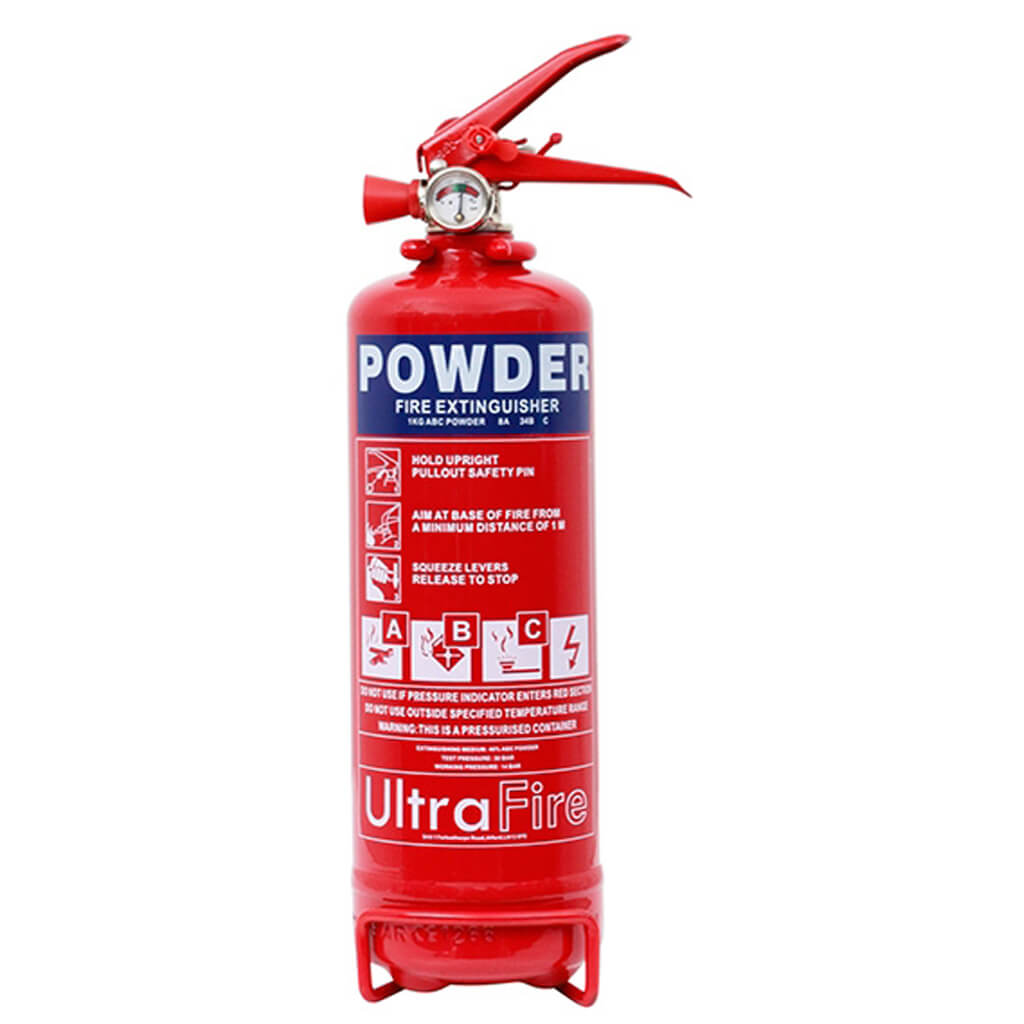 1Kg Fire Extinguisher 8A/34B