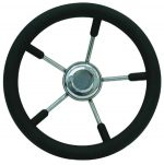 Ranger Black Softgrip Wheel