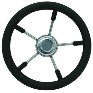 Ranger Black Softgrip Wheel