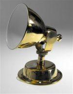 12v Brass Berth Light