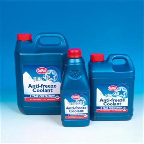 Anti Freeze 1Ltr