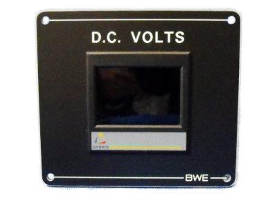 Digital 12v DC Panel 1 Bank