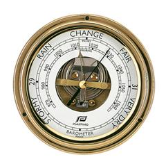 Brass Barometer 6'' (150mm)