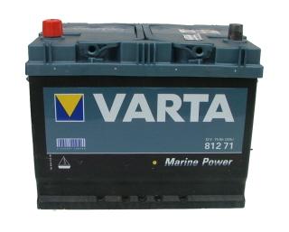 Varta 75Ah Leisure Battery