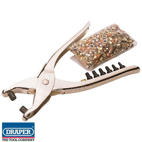 Hole Punch & Eyelet Pliers