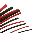 9.5mm Heat Shrink Sleeve Blk 5m