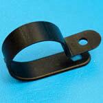 P Clips (6.4mm)            PK100