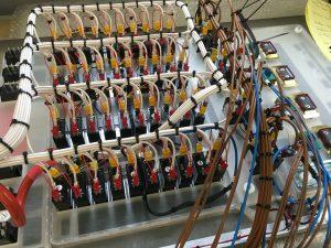 Brian Ward Marine Equipment - Panel Wiring and Looms