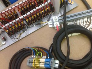Brian Ward Marine Equipment - Panel Wiring and Looms 4