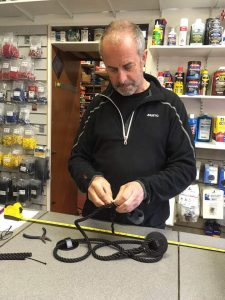 Brian Ward Marine Equipment - Rope Splicing