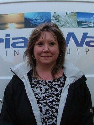 Joanne of Brian Ward Marine Equipment