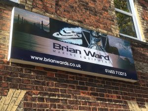 Brian Ward Marine Equipment - Our Premises